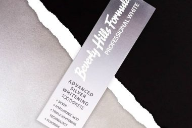 """Professional White Advanced Silver Whitening"""